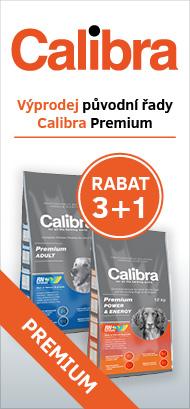 Calibra Premium 3+1
